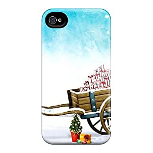 Brand New 6 Defender Cases For Iphone (christmas Time)