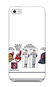 5698266K579220805 cleveland indians MLB Sports & Colleges best iPhone 5c cases