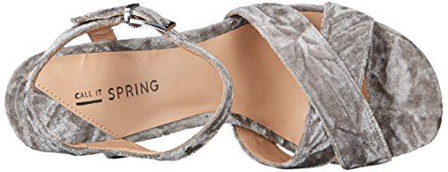 Spring It Sandal Grey Women Dress Light Thorerien Call 4RqaxqS