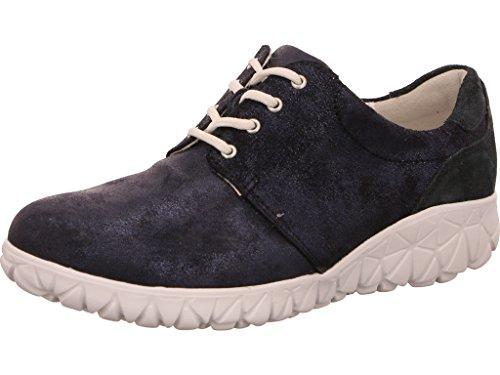Femmes Chaussures basses 747 878°notte/deepbl bleu, (747 878°notte/deepbl) 389006