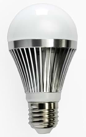 Maxell 744229 - Bombilla LED, 7 W, temperatura de color 6400 k, casquillo E27
