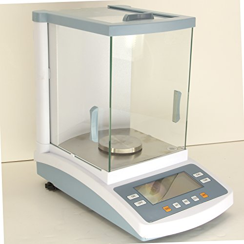 Precision Balance Scale 200g (0.1mg - 0.0001g) by HFS