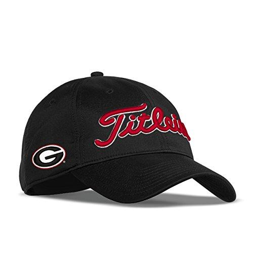Titleist 2017 Collegiate Tour Performance Adjustable Hat/Cap- Georgia