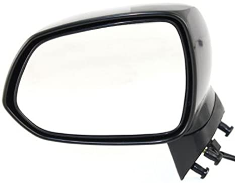 Depo 317-5423L3EB Honda Fit Driver Side Non-Heated Power Mirror