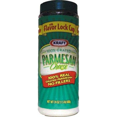 Kraft 100% Grated Parmesan Cheese, 48 OZ (3 Pound) by evaxo (Image #3)