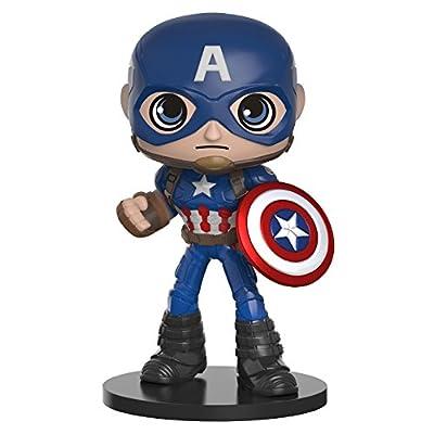 Funko Wobbler: Captain America Civil War Toy Figure: Funko Wobbler:: Toys & Games