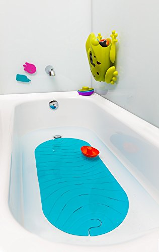 boon ripple bathtub mat blue buy online in uae baby product products in the uae see. Black Bedroom Furniture Sets. Home Design Ideas
