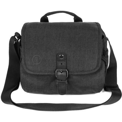 Bushwick 2 Camera Shoulder Bag (Black) [並行輸入品]   B07QVNNZDC