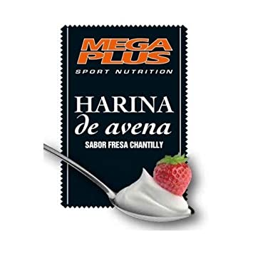 Cubo DE HARINA DE Avena 2 Kgs - MEGAPLUS - Chocolate Miel ...
