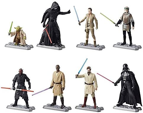 Pack 8 figuras 10 cm. Star Wars 2017 Era of the Force Exclusive ...