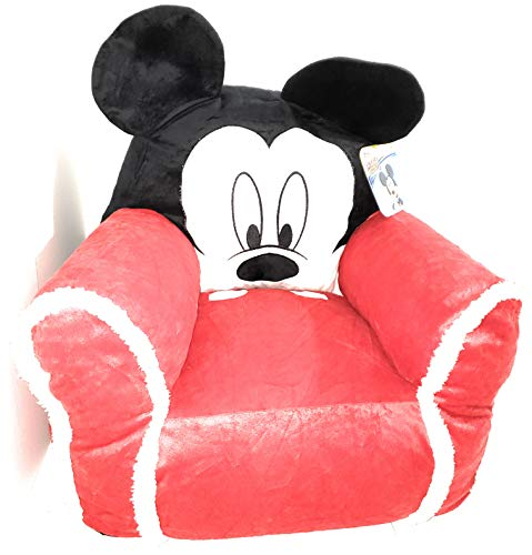 Disney Junior Mickey Mouse Figural Sofa Chair