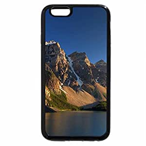 iPhone 6S / iPhone 6 Case (Black) Moraine Lake, Banff National Park