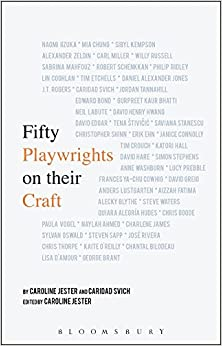 Book Fifty Playwrights on their Craft