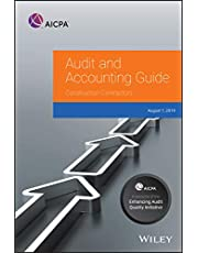 Audit and Accounting Guide: Construction Contractors, 2019