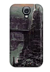 Best New Style City Premium Tpu Cover Case For Galaxy S4