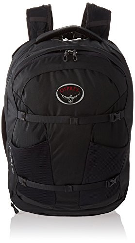 Osprey Packs Farpoint 40 Travel Backpack, Volcanic Grey, Small/Medium