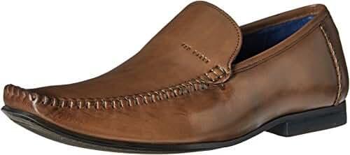 Ted Baker Men's Bly 8 Lthr Am Tan Slip-on Loafer