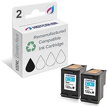 Amazon.com: HOTCOLOR - Cartucho de tinta para impresora ...