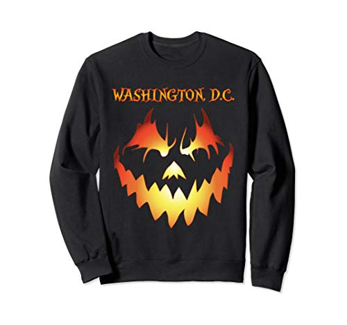Washington D.C. Jack O' Lantern Halloween Costume