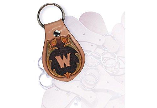 Tandy Leather Key Fob Kit 25/pk 4149-99