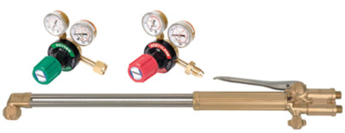 Radnor Model 350-510 ST900FC Victor Style Acetylene Cutting Outfit With Straight  Torch 1de4c1d21