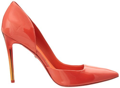 Kenneth Cole New York Womens Willow Red Dorsay Pump Red