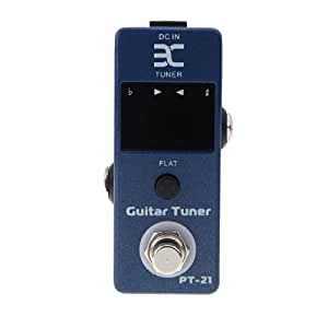 eno micro pt 21 guitar tuner pedal tuner effect compact for tc electronics musical. Black Bedroom Furniture Sets. Home Design Ideas