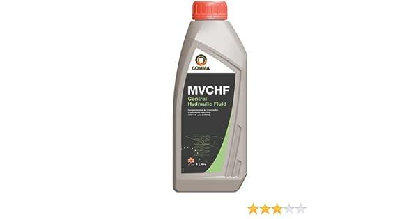 Comma CHF1L CHF 11S - Fluido sintético para sistemas hidráulicos (1 l): Amazon.es: Coche y moto