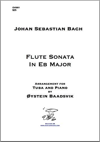 Bach Flute sonata in Eb (tuba and piano) ()