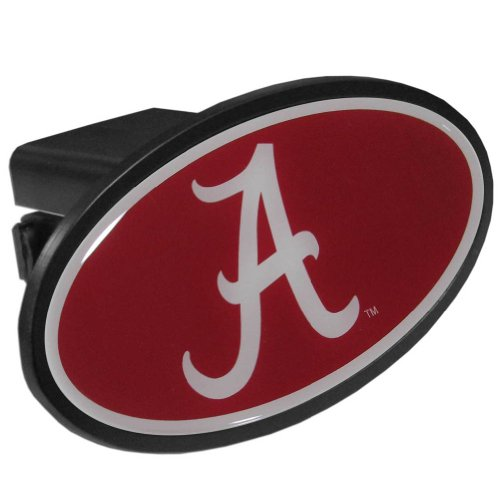 Siskiyou NCAA Alabama Crimson Tide Class III Plastic Hitch Cover