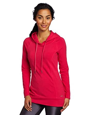 Spalding Women's Hooded Pullover, Siren Pink, Small
