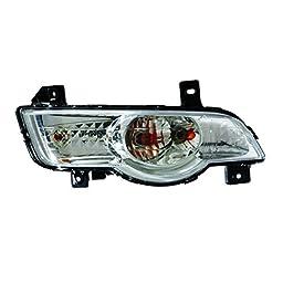 Depo 335-1612R-AF Parking/Side Marker Lamp Assembly (CHEVROLET TRAVERSE 09-12 ASSEMBLY PASSENGER SIDE NSF)