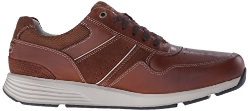 Rockport Mens Trustride Lace-Up Walking Shoe Tan