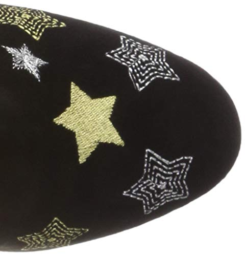 Negro black Windsor Para Stardust Botines 001 Smith Mujer xaRq1
