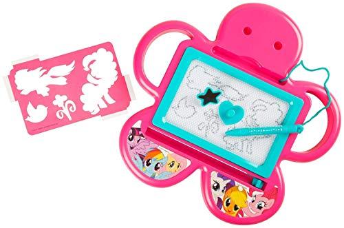 My Little Pony MLP4-4996 Magnetic Flower Scribbler, Multicolour