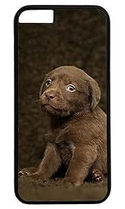 Poor Dog DIY Hard Shell Black Best Designed iphone 6 plus Case