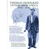 Thomas Hodgkin : Letters from Africa, 1947-1956, , 1874209936