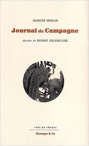 Lire Journal de campagne epub, pdf