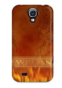 New Arrival Premium S4 Case Cover For Galaxy (wonder Woman )