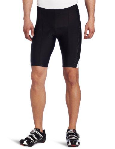 Pearl Izumi Attack Short (XX-Large, Black/White) (Pearl Izumi Attack Bike Shorts)