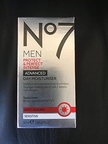 Boots NO7 protect & perfect intense advanced day moisturiser spf 30