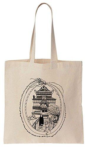 Detailed Beautiful Design Sacchetto di cotone tela di canapa