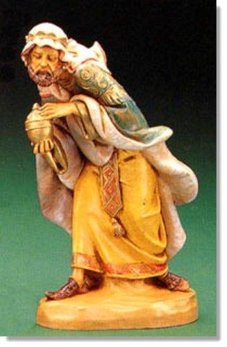 - 7.5 Inch Scale Fontanini King Gaspar Figurine 72815