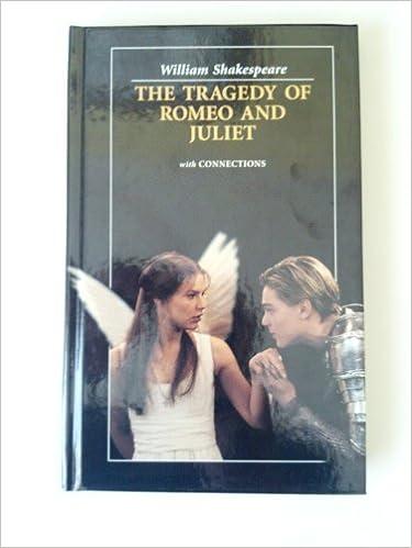 Amazon The Tragedy Of Romeo Juliet Hrw Classics Library