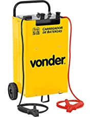 Carregador de baterias CBV 5200 127 V~/220 V~ Vonder