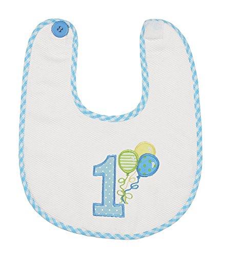 Bearington Baby His 1st Birthday Outfit Bib 10