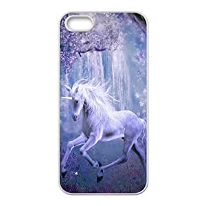 Fantasy Fairy Tale iPhone 5 5s Cell Phone Case White WK5277602
