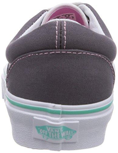 Unisex Sneaker Fkb Pr Low Vans Top Grigio Adulto Rabbit 1RpwAx