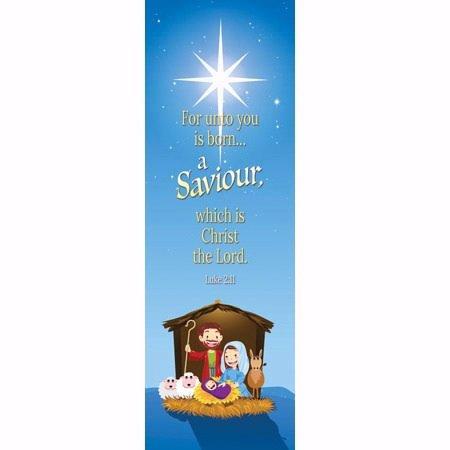 Nativity Bookmark - 1