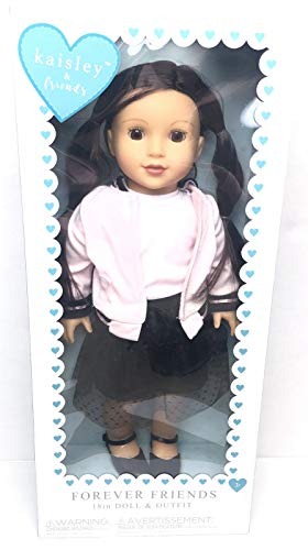 Forever Friends Kaisley & Friends 18 in Doll & Outfit